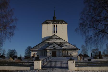 Ullensaker Kirke